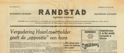 Il giornale di Randstad1969