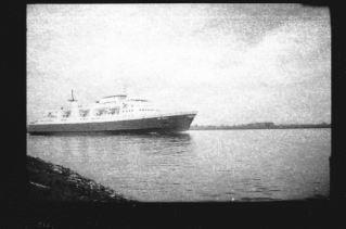 Ship. Una delle ultime foto trovate nei rullini